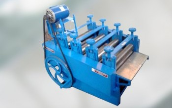 Automatic Rubber Sheeting Roller Machine